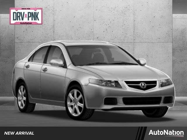 2005 Acura TSX Sedan FWD with Navigation