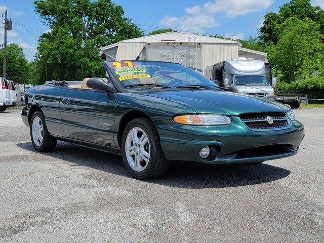 1997 Chrysler Sebring JXi Convertible FWD