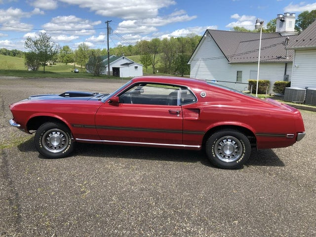 1969 Ford Mustang Mach 1 Fastback RWD
