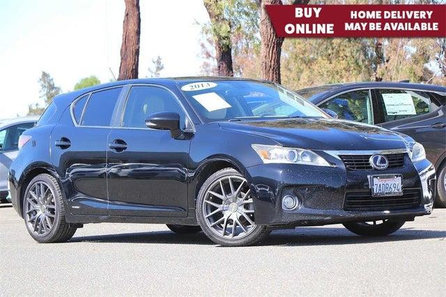 2013 Lexus CT Hybrid 200h FWD