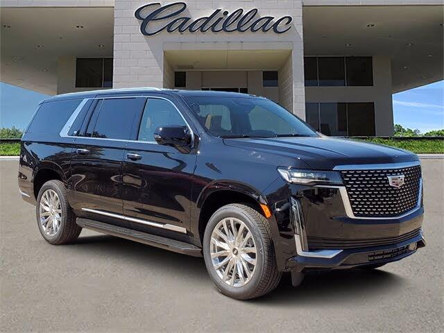2021 Cadillac Escalade ESV Premium Luxury RWD