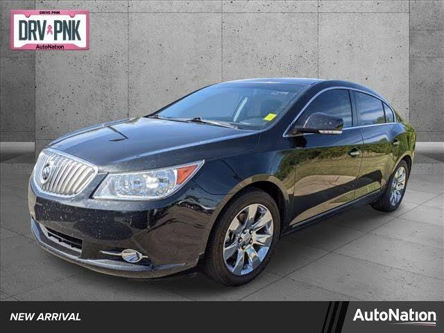 2012 Buick LaCrosse Premium III FWD