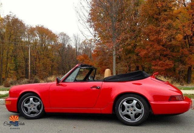 1991 Porsche 911 Carrera 4 Convertible AWD