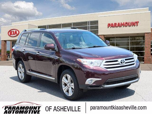 2012 Toyota Highlander Limited AWD