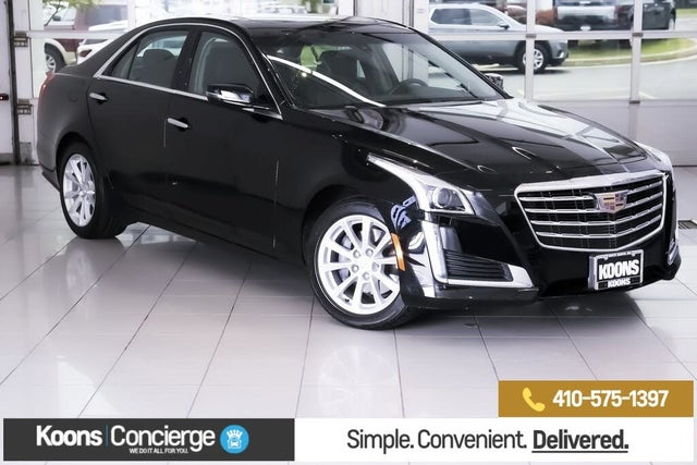 2019 Cadillac CTS 2.0T AWD
