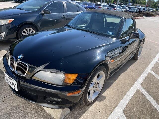 1998 BMW Z3 2.8 Roadster RWD