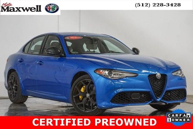 2020 Alfa Romeo Giulia Sport AWD