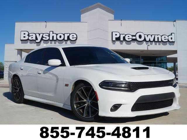 dodge charger scat pack for sale houston Dodge Charger R/T Scat Pack RWD for Sale in Houston, TX - CarGurus