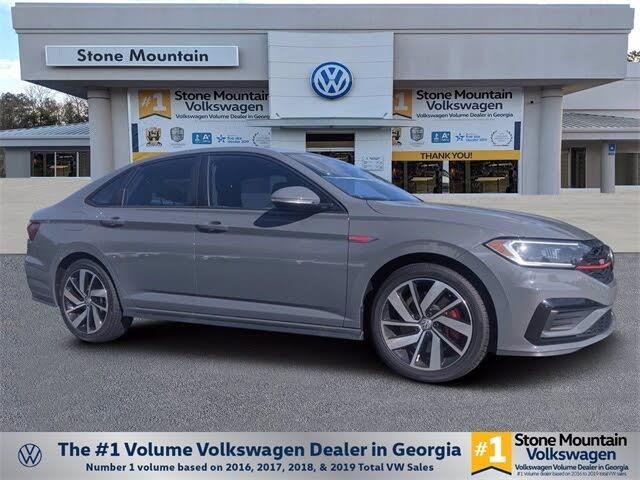 2021 Volkswagen Jetta GLI S FWD