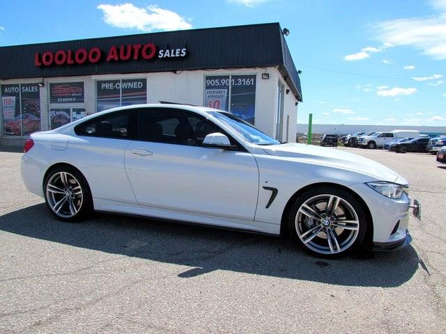 2014 BMW 4 Series 435xi xDrive Coupe AWD
