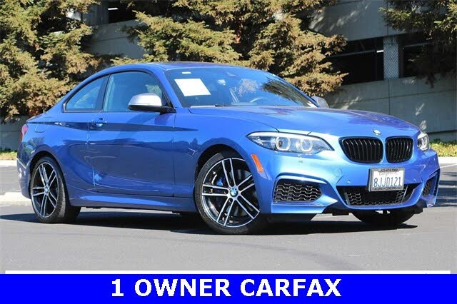 2019 BMW 2 Series M240i Coupe RWD