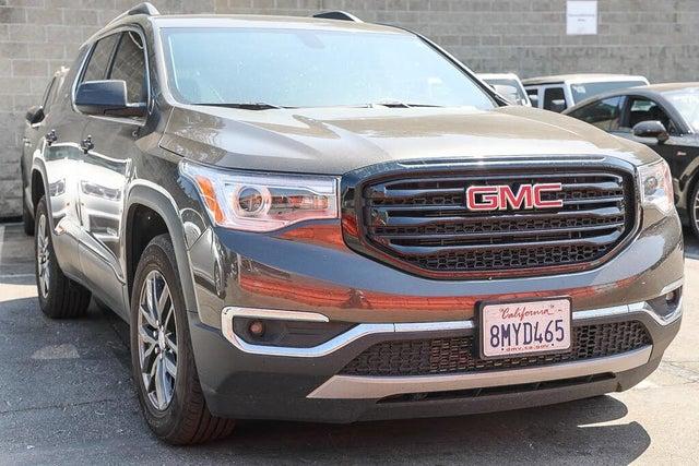 2019 GMC Acadia SLT-1 AWD