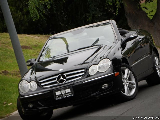 2006 Mercedes-Benz CLK-Class CLK 350 Cabriolet