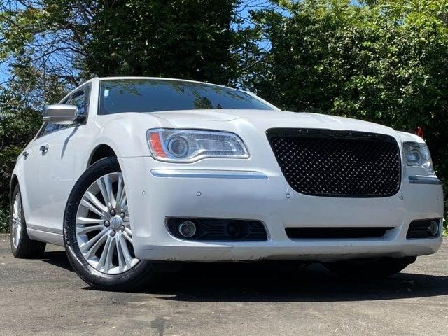 2012 Chrysler 300 C Luxury Series AWD