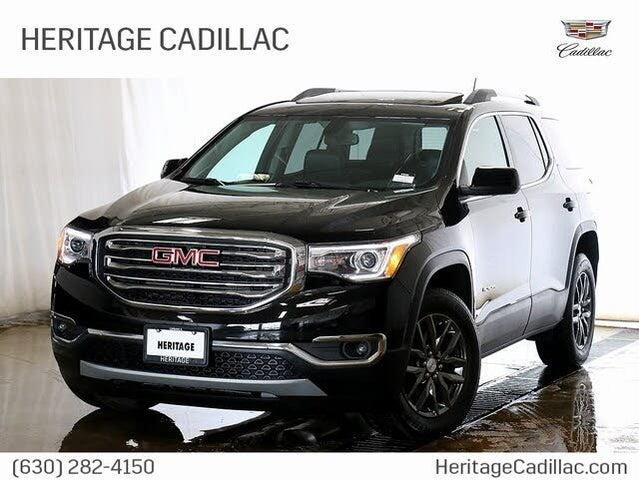 2018 GMC Acadia SLT-1 FWD