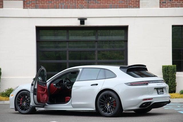 2019 Porsche Panamera GTS Sport Turismo AWD