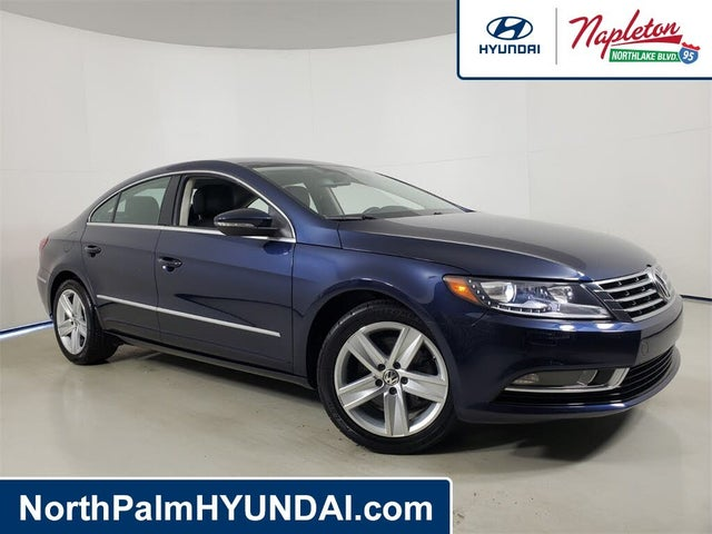 2016 Volkswagen CC 2.0T R-Line Executive FWD with Carbon Package