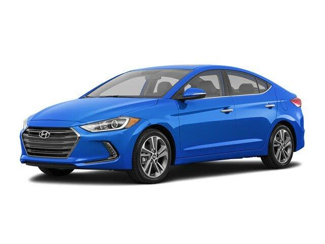 2017 Hyundai Elantra GLS Sedan FWD