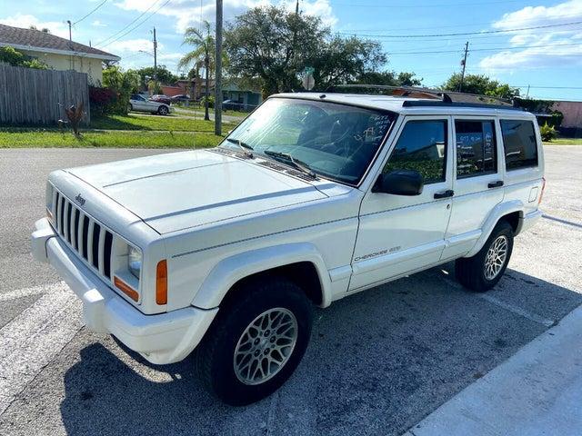 1997 Jeep Cherokee Country 4-Door RWD