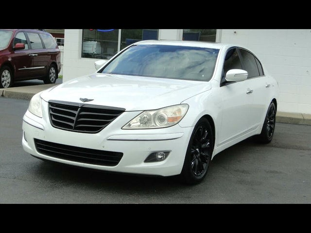 2009 Hyundai Genesis 3.8 RWD