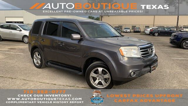 2014 Honda Pilot EX-L with Nav