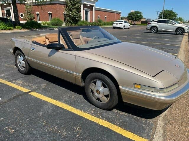 1990 Buick Reatta Convertible FWD