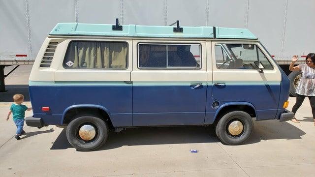 1981 Volkswagen Vanagon Camper Passenger Van