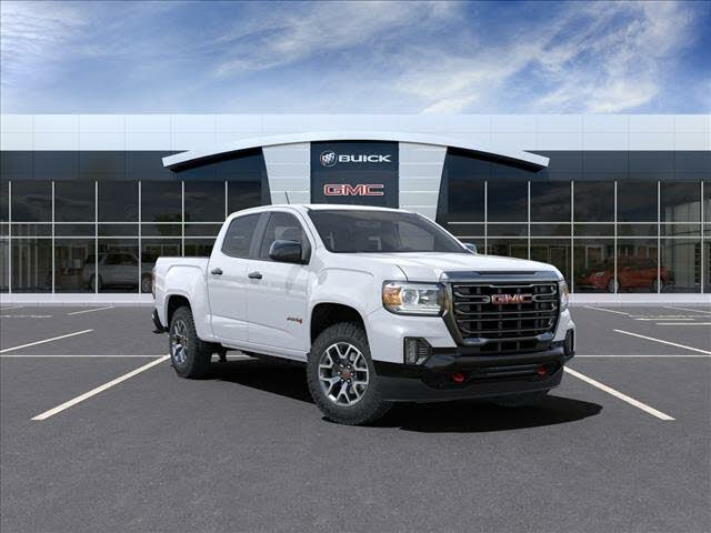 2021 GMC Canyon AT4 Crew Cab 4WD with Cloth