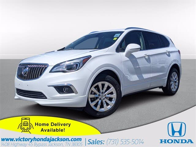 2017 Buick Envision Essence AWD