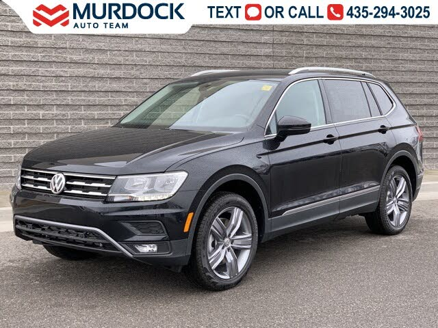 2021 Volkswagen Tiguan 2.0T SEL 4Motion AWD