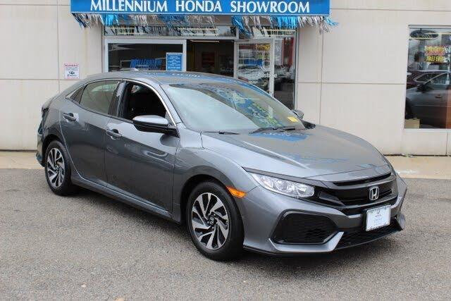 2019 Honda Civic Hatchback LX FWD