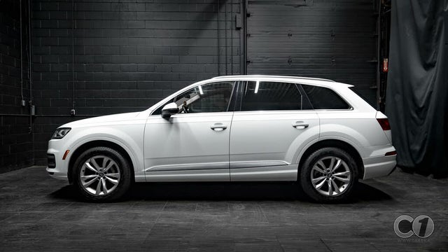 2017 Audi Q7 2.0T quattro Progressiv AWD