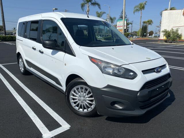 2014 Ford Transit Connect Wagon XL LWB FWD with Rear Liftgate