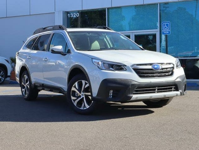 2021 Subaru Outback Crossover Limited AWD