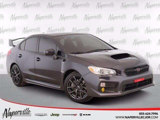 2018 Subaru WRX Premium