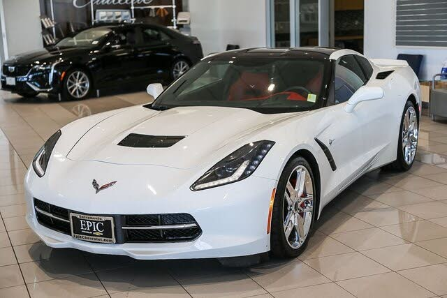 2014 Chevrolet Corvette Stingray Z51 3LT Coupe RWD