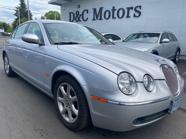 2006 Jaguar S-TYPE 4.2L V8 RWD