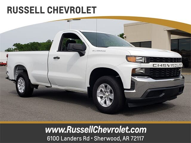 2020 Chevrolet Silverado 1500 Work Truck RWD