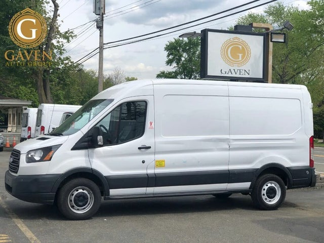2017 Ford Transit Cargo 150 3dr LWB Medium Roof Cargo Van with Sliding Passenger Side Door
