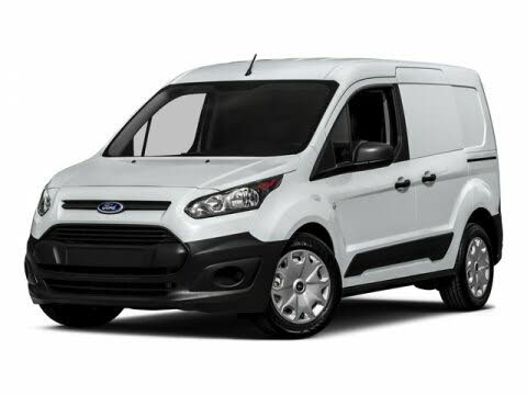 2016 Ford Transit Connect Cargo XLT LWB FWD with Rear Cargo Doors