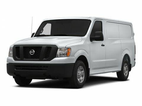 2015 Nissan NV Cargo 1500 S