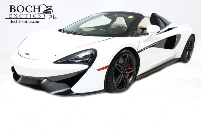 2019 McLaren 570S Spider RWD