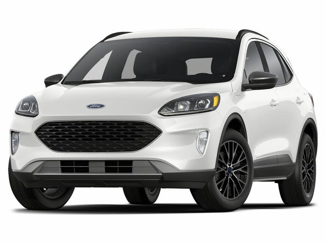 2021 Ford Escape Hybrid Plug-in Titanium FWD