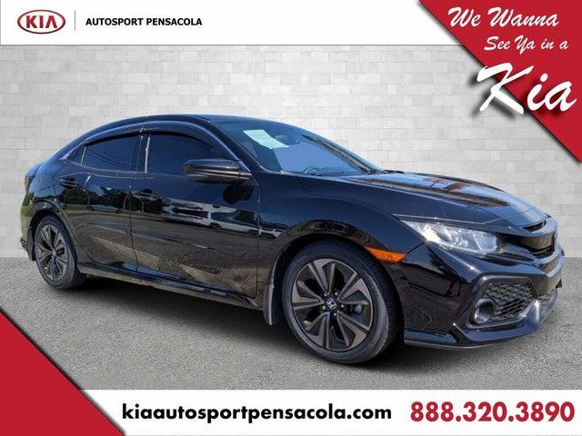 2017 Honda Civic Hatchback EX-L with Nav