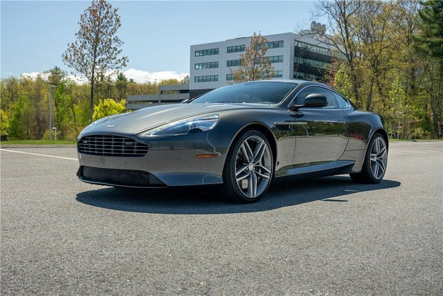 2014 Aston Martin DB9 Coupe RWD