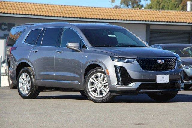 2021 Cadillac XT6 Luxury AWD