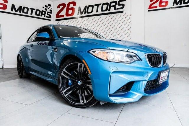 2017 BMW M2 RWD