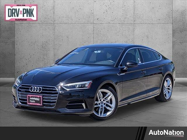 2019 Audi A5 Sportback 2.0T quattro Premium AWD
