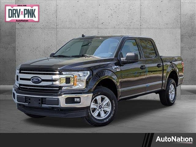 2020 Ford F-150 XLT SuperCrew 4WD