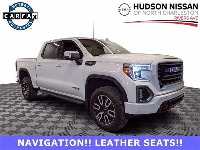 2021 GMC Sierra 1500 AT4 Crew Cab 4WD